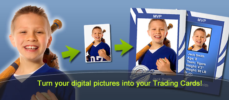 Personalized Trading Cards Your Custom Trading Cards