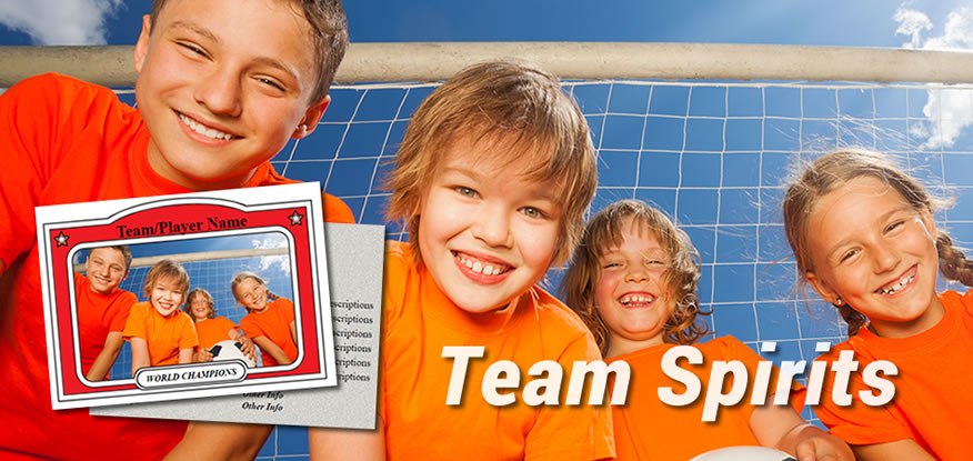 make team trading cards