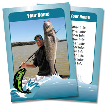 Fishing Sports Templates