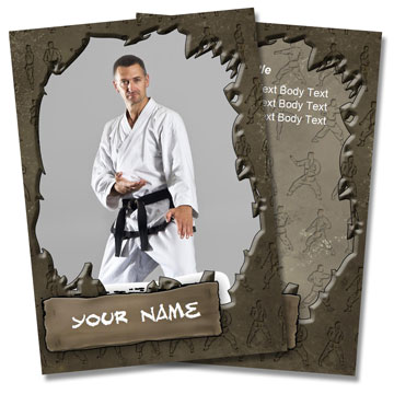 Martial Arts Templates